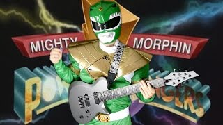 POWER Rangers METAL!