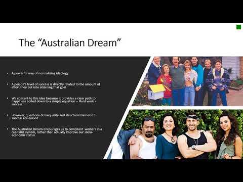 KCB101 The Australian Dream