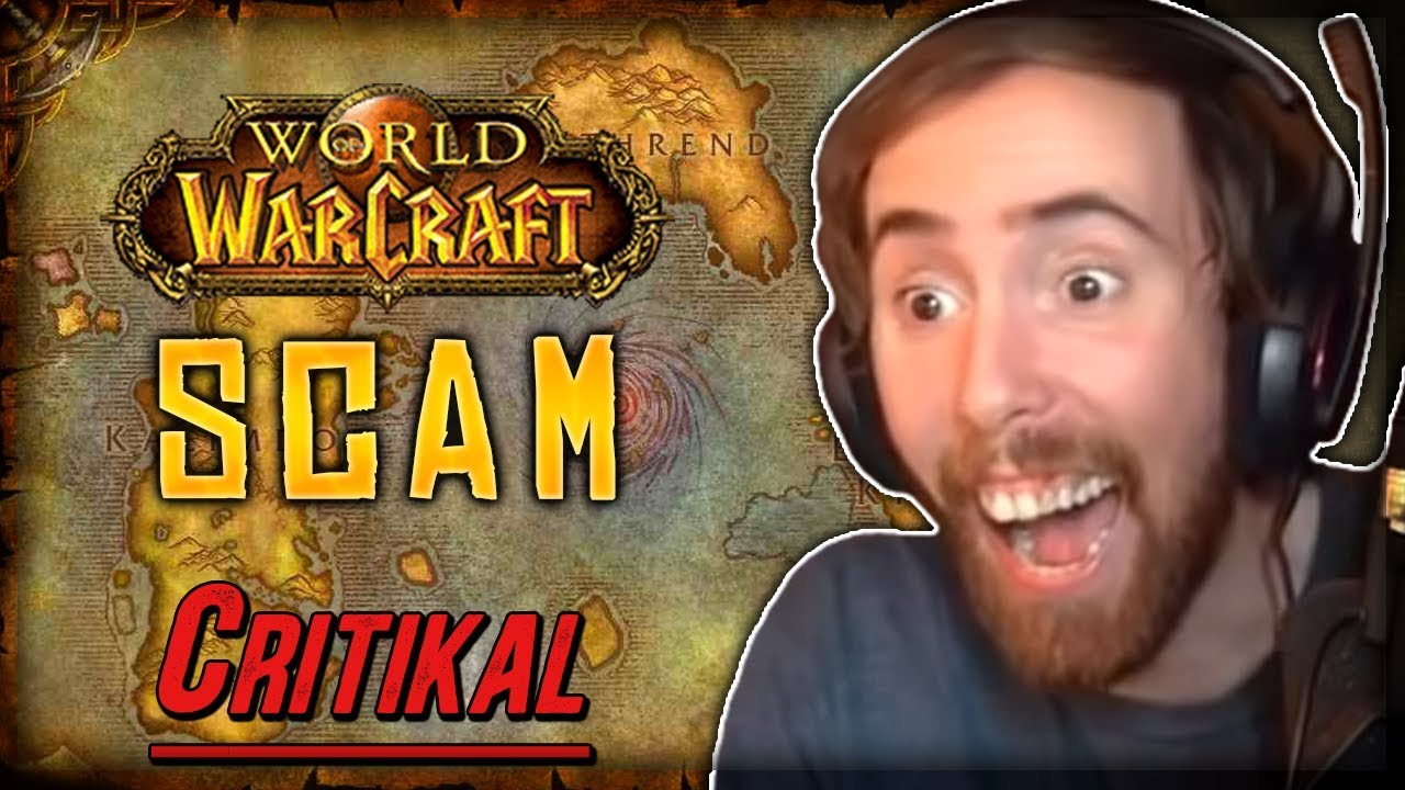 """Asmongold Reacts to """"World of Warcraft Is A Scam"""" by penguinz0 thumbnail"""