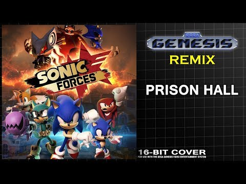 Sonic Forces - Prison Hall (Sega Genesis Remix)