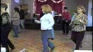 Louisiana Shuffle Line Dance