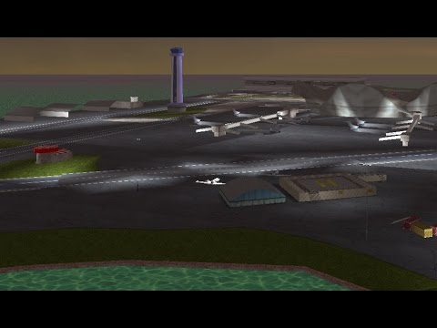 Gta Vice City How To Get Plane In Airport Parody