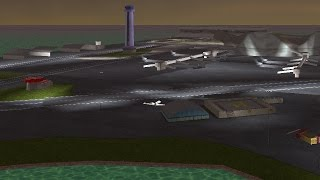 GTA vice city: how to get a plane in airport (parody)