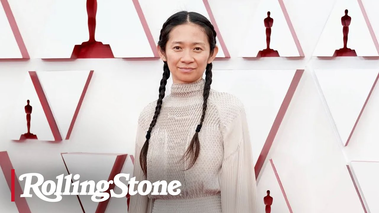 Chloé Zhao Makes History As First Woman of Color to Win Oscar For Best Director | 2021 Oscars