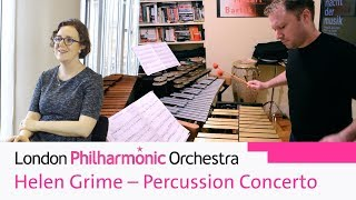 Helen Grime – Percussion Concerto