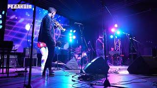 Открытие Odessa Jazz Fest в Летнем Театре/3 дня и 50 джазменов из 14-ти стран