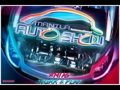 14th Manila International Auto Show Teaser 2018