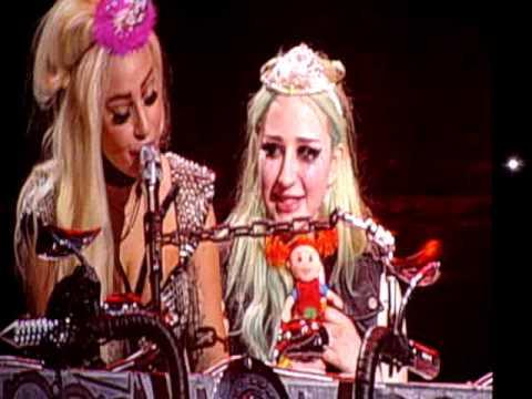 Lady Gaga sings Princess Die STOCKHOLM 30/8