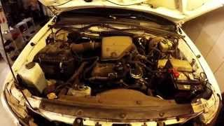 2005 - 2015 Toyota Tacoma Spark Plugs Replacement Tutorial