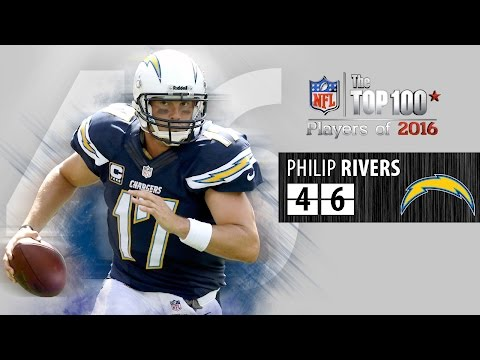 #46: Philip Rivers (QB, Chargers) | Top 100 NFL Players of 2016