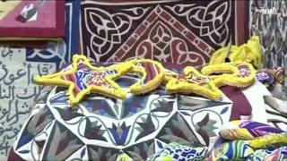 الخيامية .. حرفة يدوية مصرية أصيلة