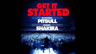 [INSTRUMENTAL] Pitbull - Get It Started Ft. Shakira