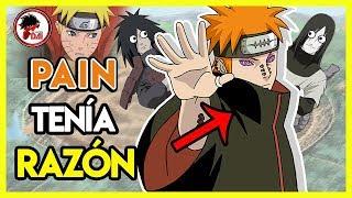 Naruto: Por qué PAIN es el MEJOR VILLANO de NARUTO SHIPPUDEN