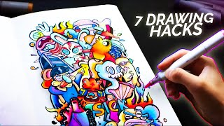 HOW TO DRAW LIKE A PRO in 150 Seconds