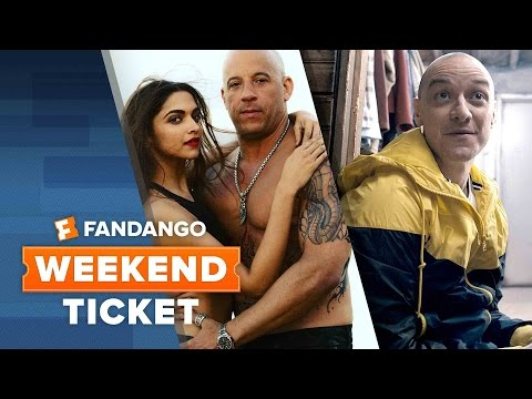 xXx: The Return of Xander Cage, Split, The Founder | Weekend Ticket