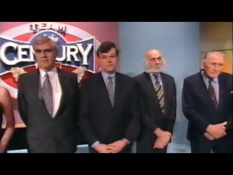 1996 AFL All Australian & Team of the Century Presentations