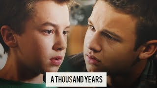 jude & connor   a thousand years