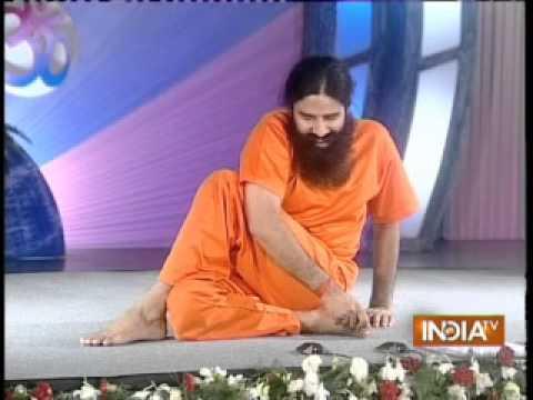 Baba Ramdev Yoga: Mudrasana for Good Digestion, Increase the Concentra…