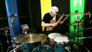 Phil J - Get Lucky - Daft Punk - Drum n