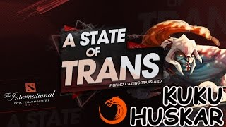 A State of Trans   TNC vs OG   TI6 - Game 2