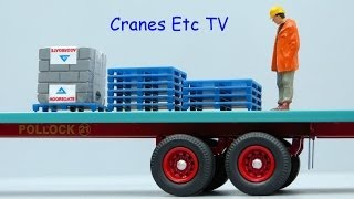 Corgi Pallet Accessories by Cranes Etc TV