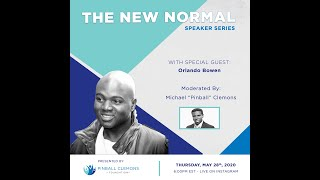 The New Normal Speaker Series - Episode 9 - Orlando and Skye Bowen