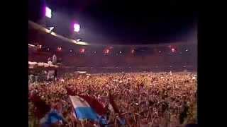 Queen  Live Wembley Stadium 1986 FULL CONCERT London, England