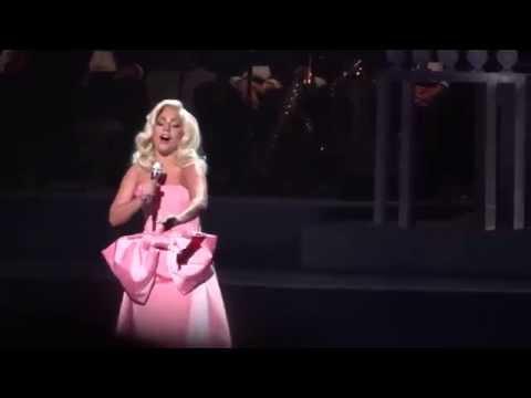 Lady Gaga - La Vie En Rose - Radio City New York City 6/20/15