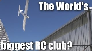 Let's start the biggest RC plane club in the world!