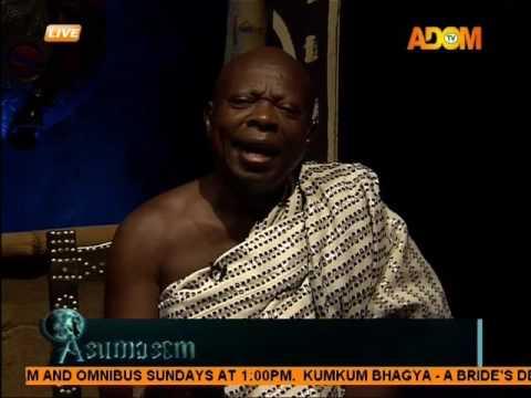 Protecting a child's destiny - Asumasem on Adom TV (19-10-16)