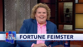 Fortune Feimster Learned How To Talk Like A Lady At Debutante Class