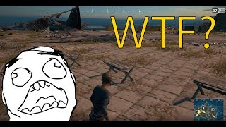 PUBG: The Plane Left Without Me!?! But I still WON?