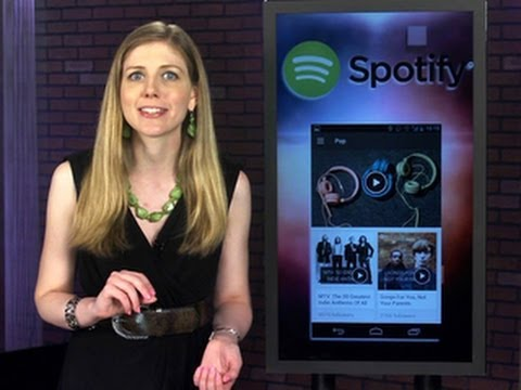CNET Update - Spotify copies Songza with curated playlists