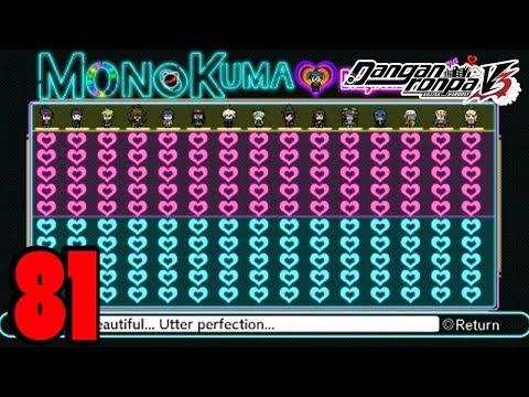 Love Across The Universe-Let's Play Danganronpa V3 Killing Harmony Part 81