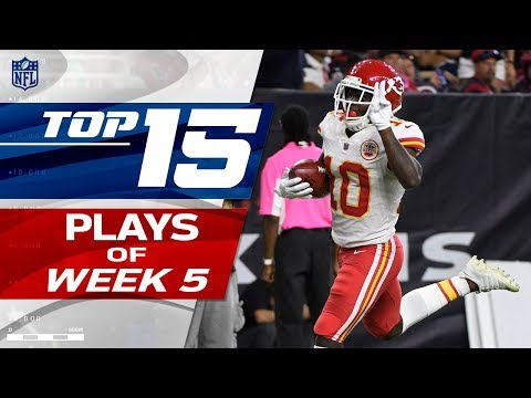 Download Youtube: Top 15 Plays of Week 5 | NFL Highlights