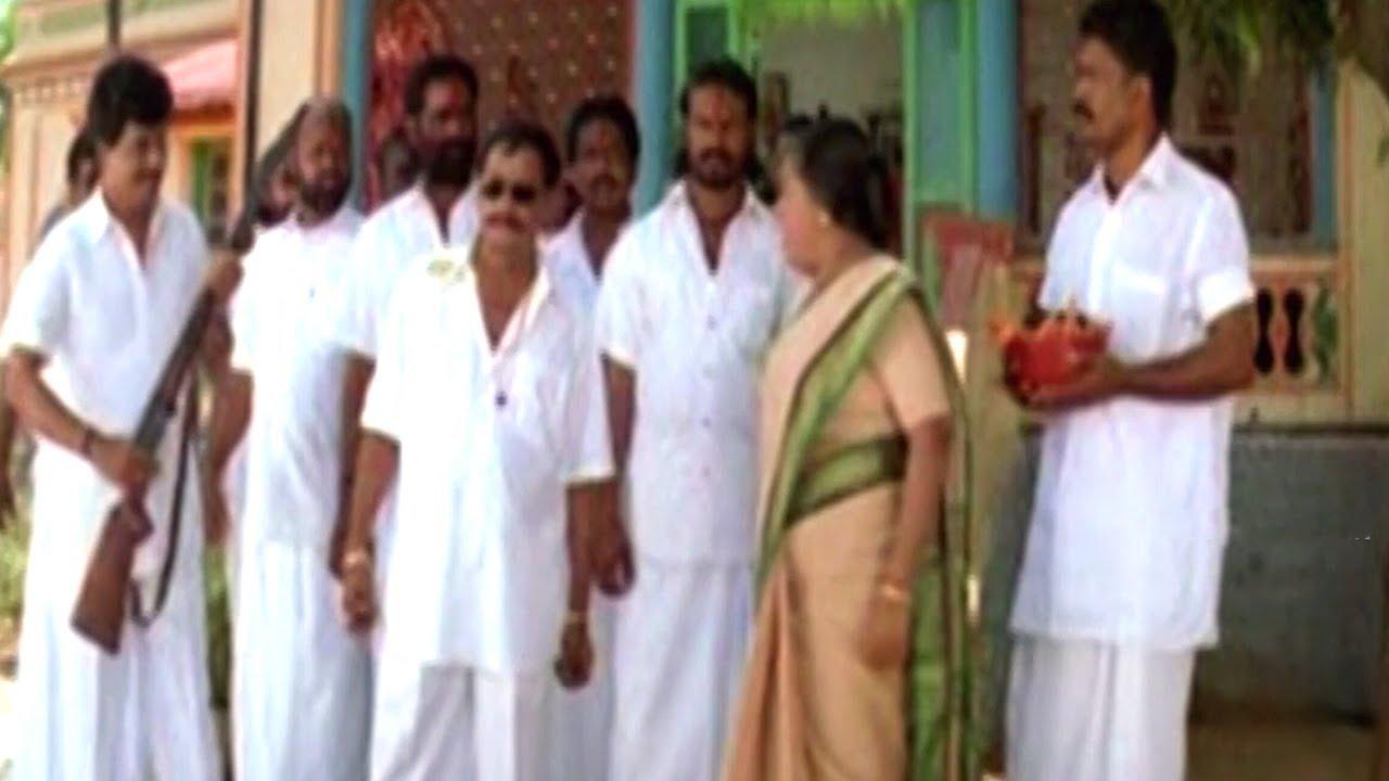 MS Narayana And Telangana Shakuntala Superb Comedy Scene    Telugu Full Screen