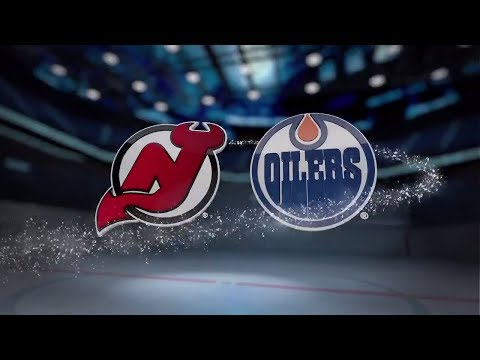 New Jersey Devils vs Edmonton Oilers - November 03, 2017 | Game Highlights | NHL 2017/18 . Обзор.