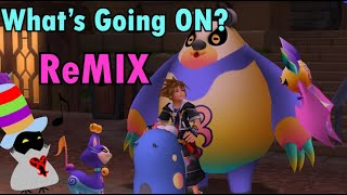 """🎵""""What's Going ON?""""🎵 - Kingdom Hearts ReMIX by Nora Q. Rosa"""