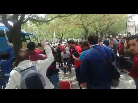 La convulsa llegada del Sevilla a Santa Justa