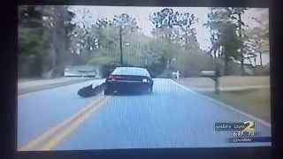 Dash Cam Video of Vehicle Pursuit on March 31st, 2015