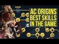 Assassin's Creed Origins Best Skills IN THE GAME (Assassin's Creed Origins Abilities - AC Origins)