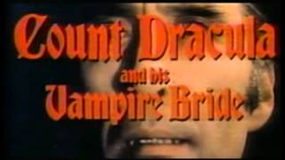 Count Dracula And His Vampire Brides - Trailer - (1973)