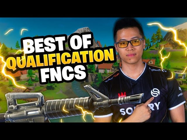BEST OF QUALIFICATION EN DEMIE FINALE DES FNCS