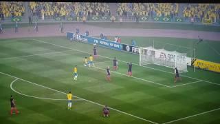FIFA 17!! Roberto Firmino con Brazil