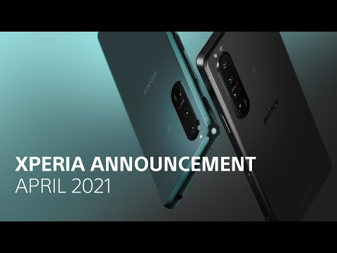 Join us for an exciting announcement from Xperia – 14.04.21