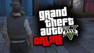 GTA V Online (GTA 5) - Funnies & The Playboy Mansion