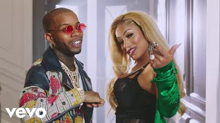 Смотреть клип Stefflon Don Ft. Tory Lanez - Senseless Remix