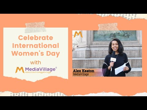 Thumbnail for video of article: New Yorkers Talk Media and Self-Image for International Women's Day