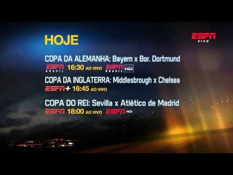 [1080p] ESPN Internacional HD na Cabo Telecom - Canal 814