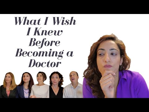 What I Wish I Knew Before Becoming A Doctor | Urologists Answer
